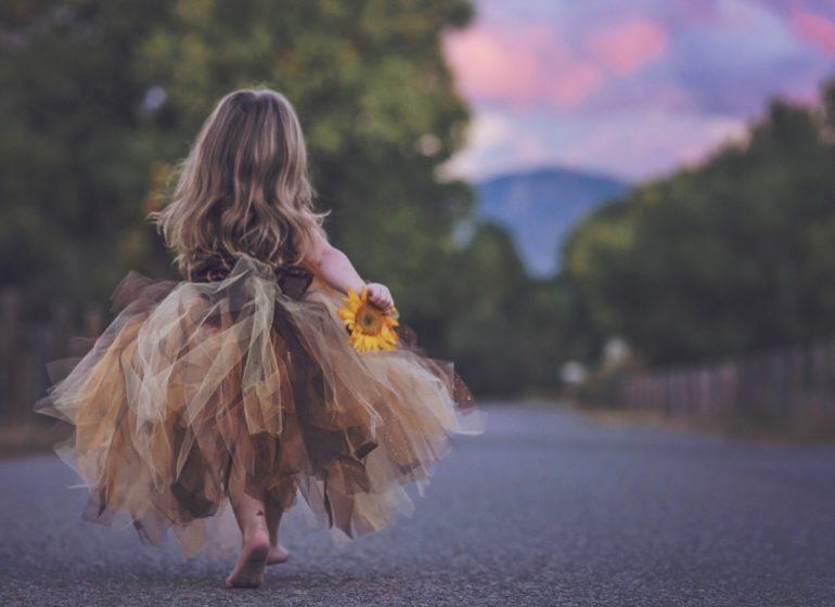 Одна девочка очень хотела стать кем-то